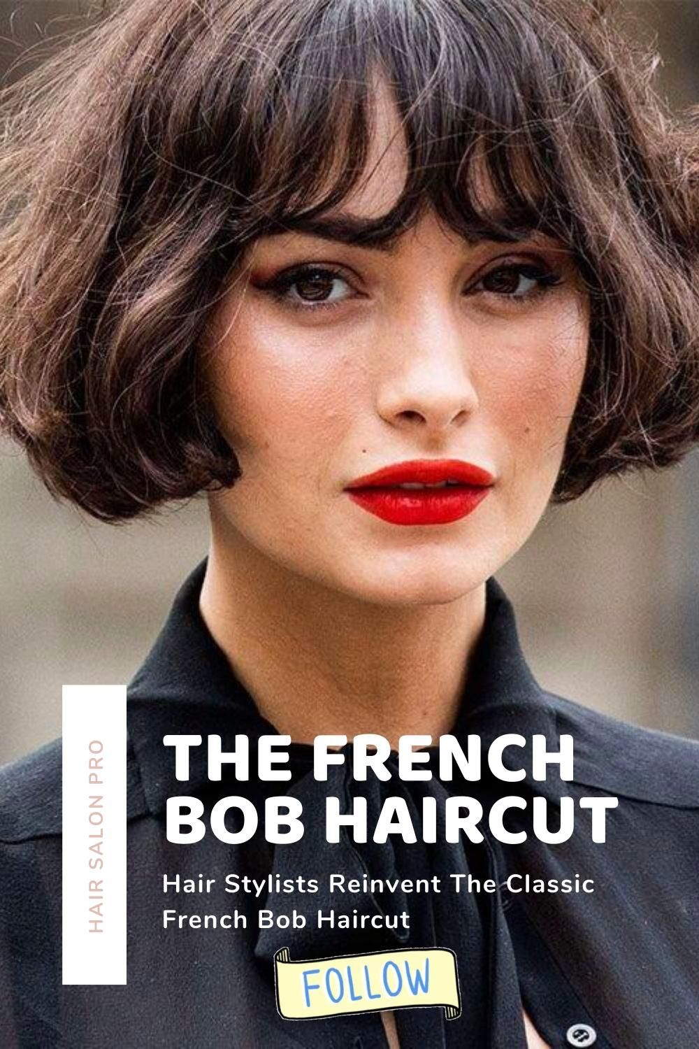 The French Bob Haircut Trend | Best Bob Haircuts 2