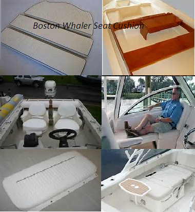 Boston Whaler Seat Cushion Repair | Specialty Marine