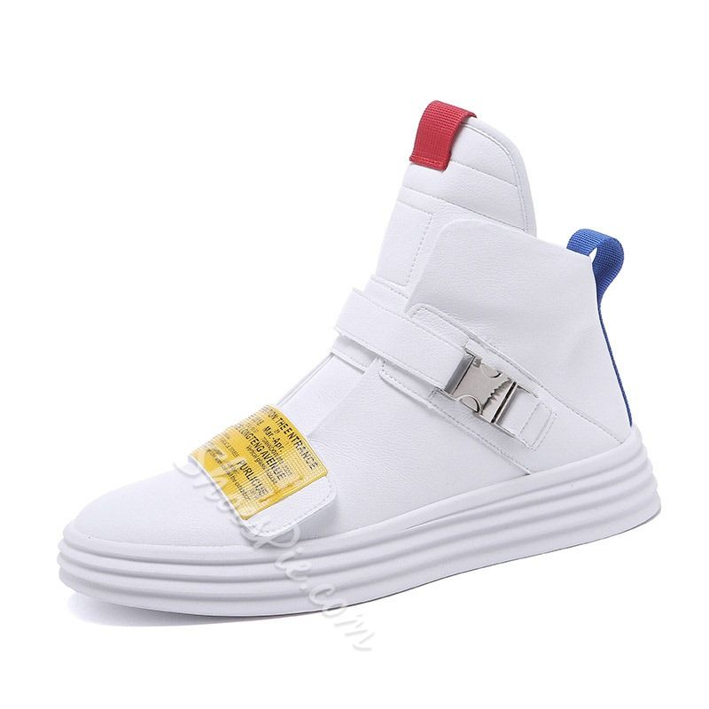 Unisex Casual High-Top Skate Shoes Classic Sneakers Adults Trainers American Alligator Crocodile