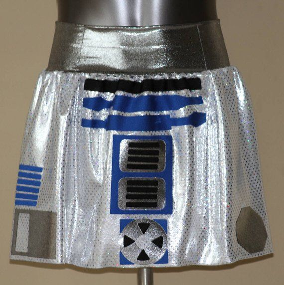 R2D2 Inspired Running Skirt | Products | Running skirts
