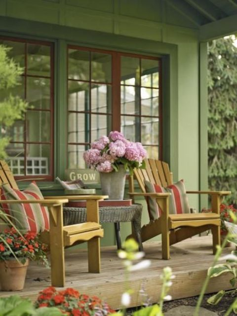 36 joyful summer porch décor ideas | digsdigs | porch | pinterest