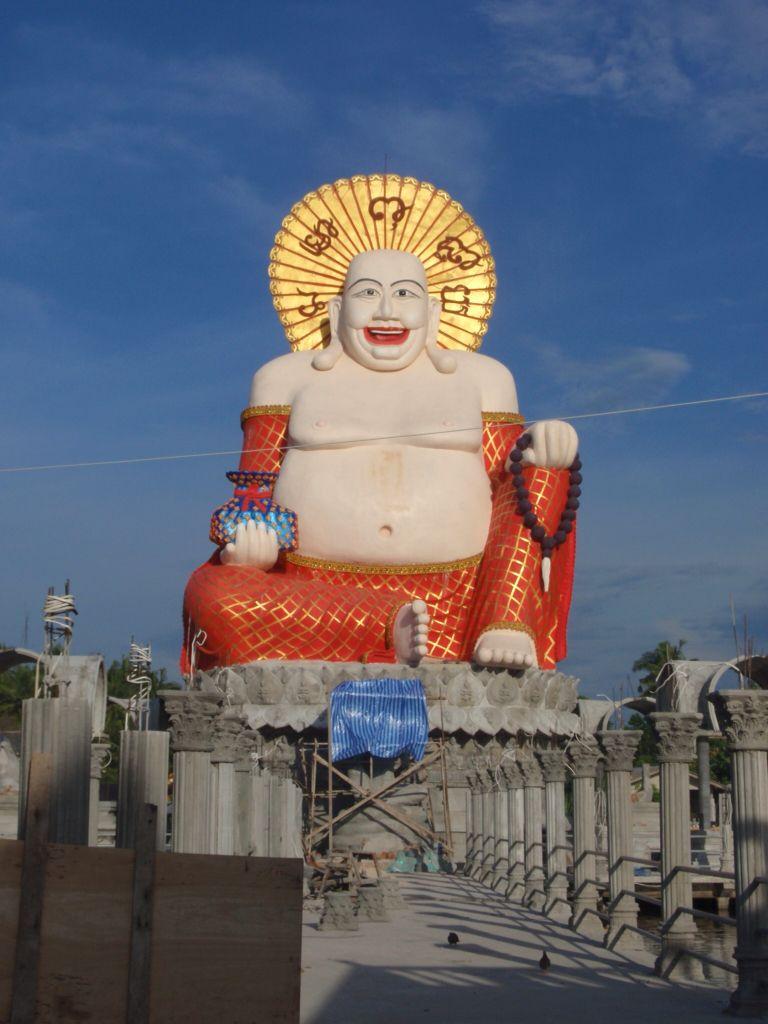 Boedha Koh Samui #Thailand