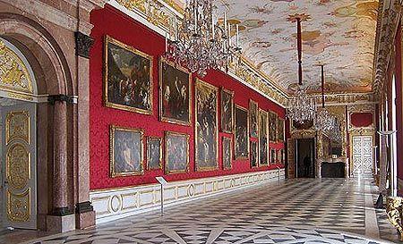 Schleissheim Palace Munich Germany New Palace Palace European Castles