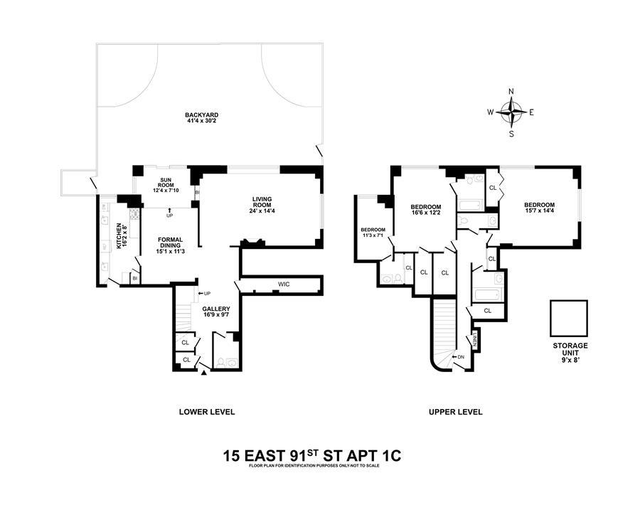 15 East 91st Street 12c New York Ny 10128 Sales Floorplans Property Records Realtyhop Floor Plans Property Records Apartment Floor Plans