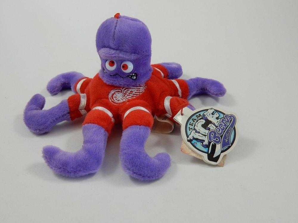 Nhl detroit red wings hockey mascot al plush octopus keychain wtags nhl detroit red wings hockey mascot al plush octopus keychain wtags teambears voltagebd Gallery
