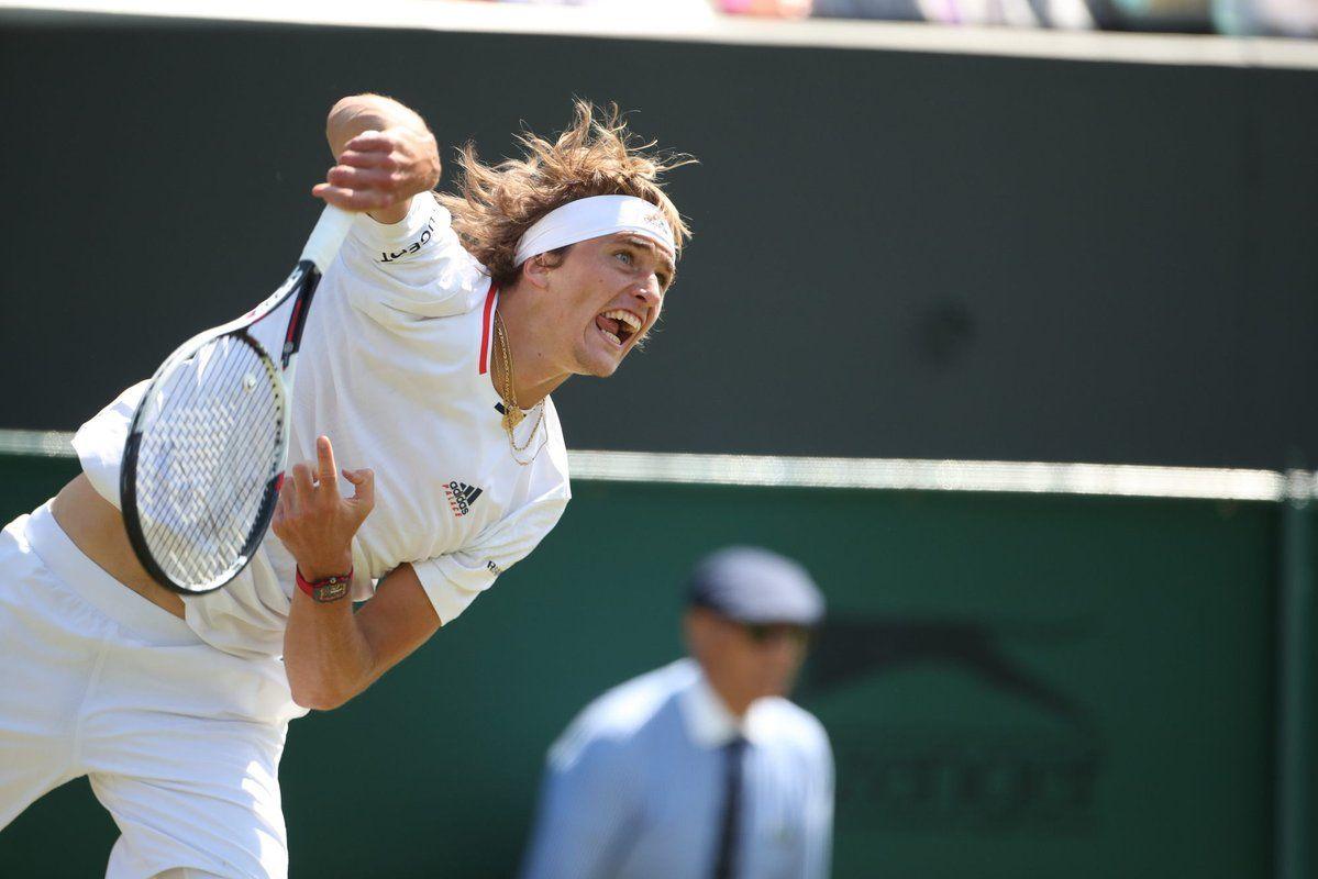 Wimbledon Zverev