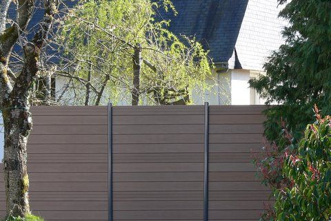 Fences Blades Wood Composite Flooring Materials Wood Plastic