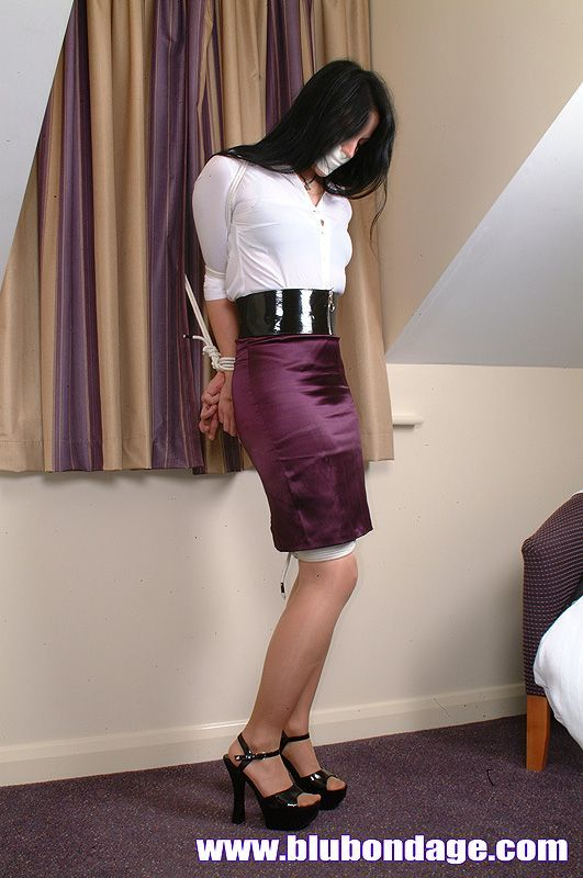 Blouse And Skirt Photo Bondage Pinterest Clothing
