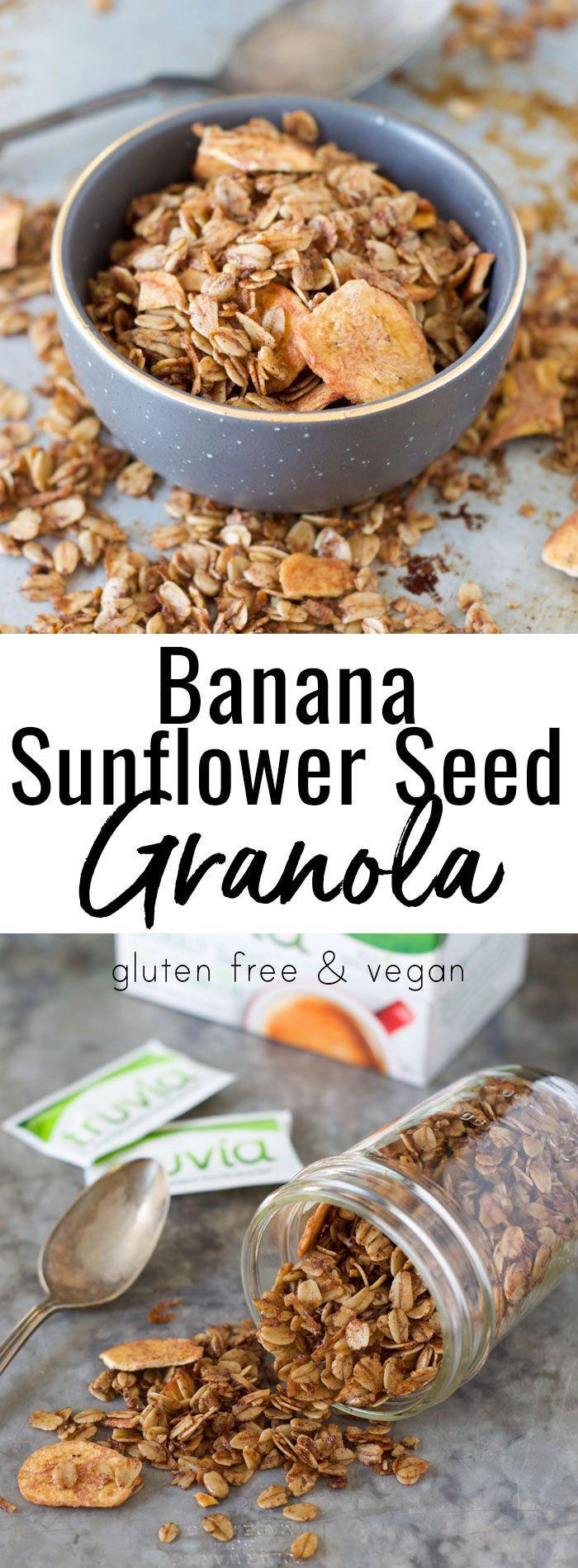 Looking For A Great Meal Prep Breakfast Recipe That S Lower In Sugar And Allergy Friendly Make This Gluten Free Vegan Banana Sunflower Seed Gr