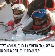 Formula1 experience