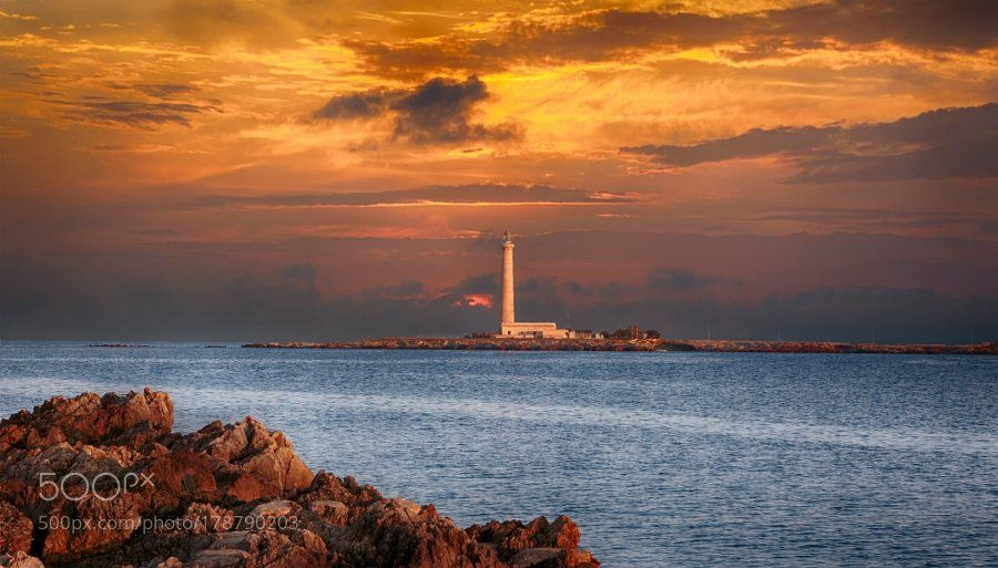 #photography Tramonto a Punta Sottile by PatrizioNapolitano https://t.co/P7kHlLgRHV #followme #photography