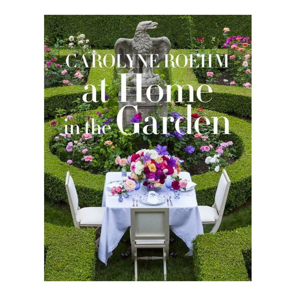 In this exquisitely lush volume, lifestyle legend Carolyne Roehm celebrates her gardens as outdoor living rooms, revealing how she chooses the plants, flowers, and layouts; how she entertains guests w