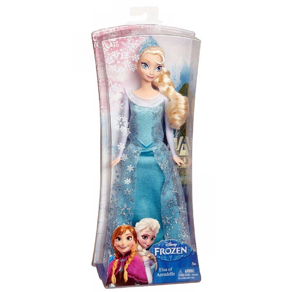 Elsa Disney Frozen Sparkle Princess Arendelle Classic Barbie Free ...