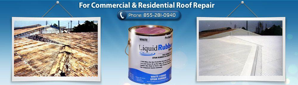 Liquid Rubber provides waterproof protective coatings
