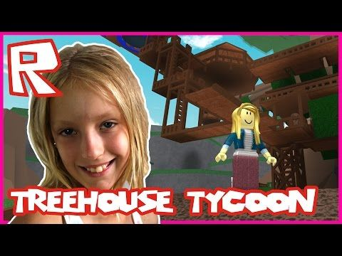 Treehouse Tycoon Climbing A Tree Roblox Youtube Roblox