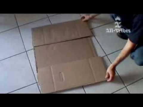 Household Essentials Composite Shirt Folding Board