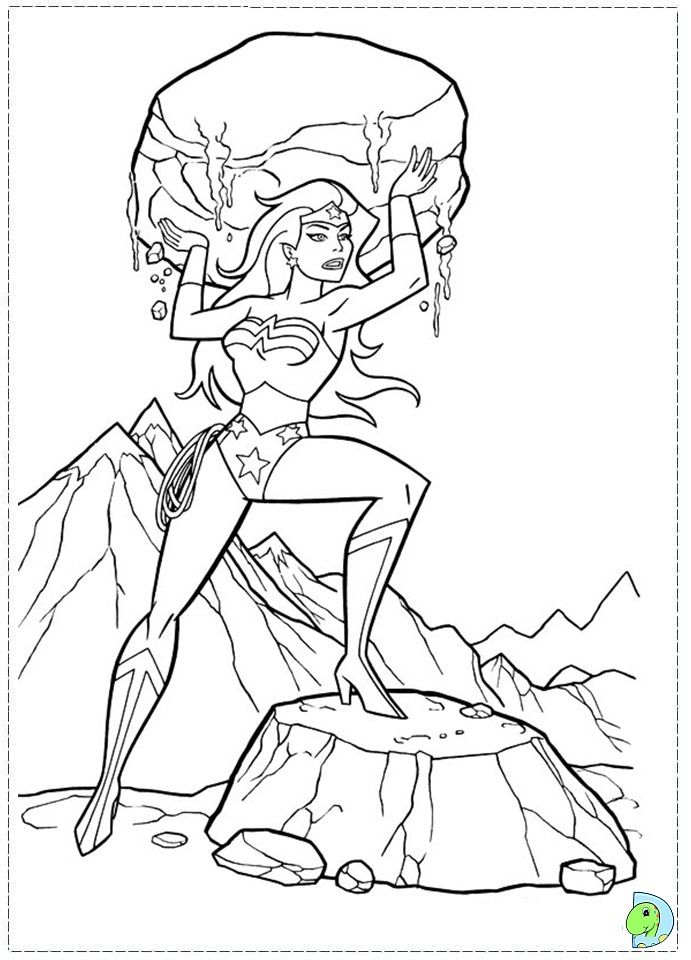 related pictures wonder woman colouring pages index of