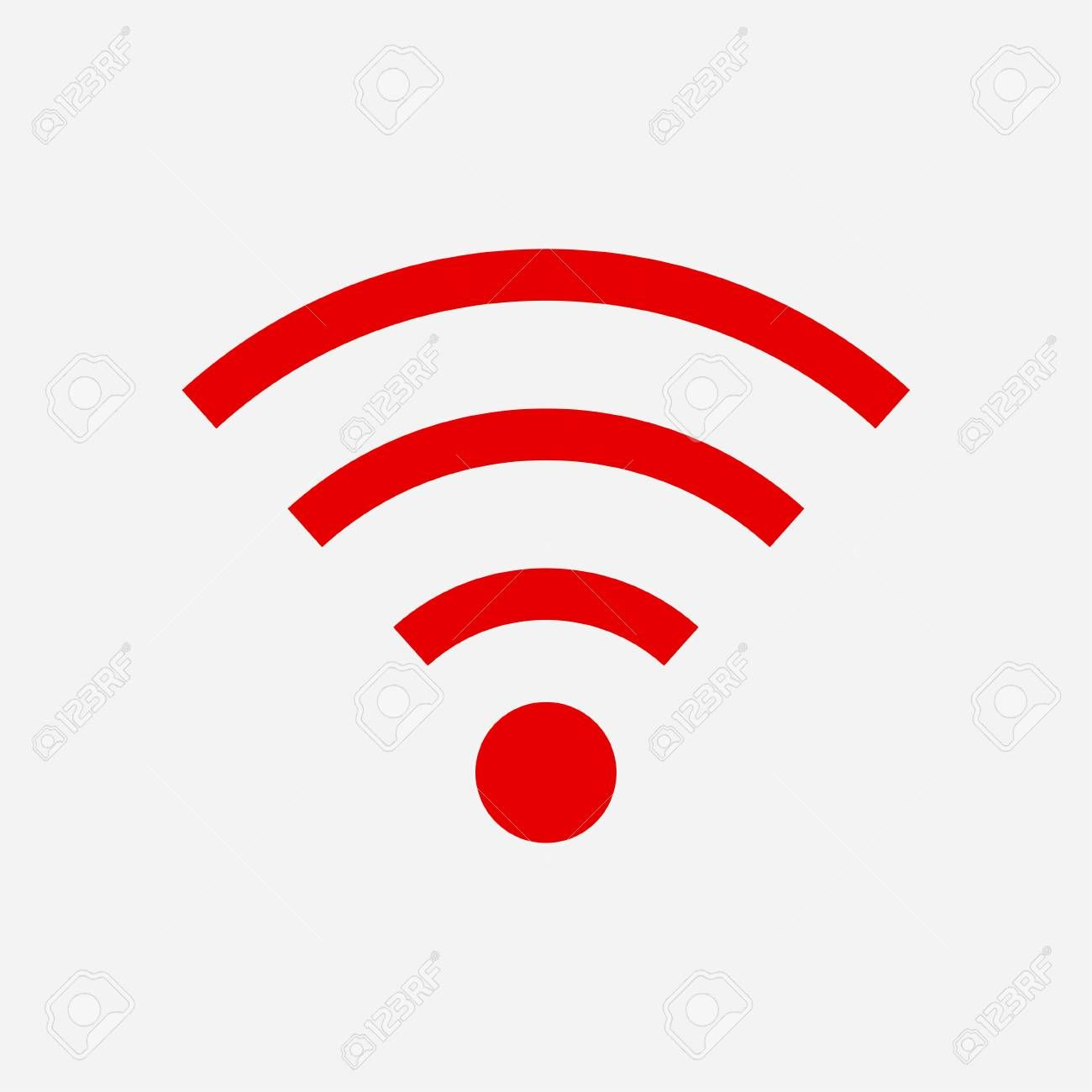 Wifi Symbol Vector Wireless Network Icon Flat Design Style Illustration Affiliate Wireless Graphic Design Tutorials Portfolio Design Design Tutorials You can now download for free this wifi symbol transparent png image. wifi symbol vector wireless network