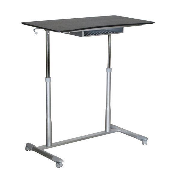 Merveilleux Jesper Office Ergonomics Height Adjustable Stand Up Desk U0026 Reviews | Wayfair