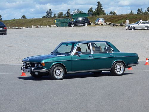 BMW 3.3 Li E3 | BMW Bavaria E3 | Pinterest | BMW, Collector cars and ...