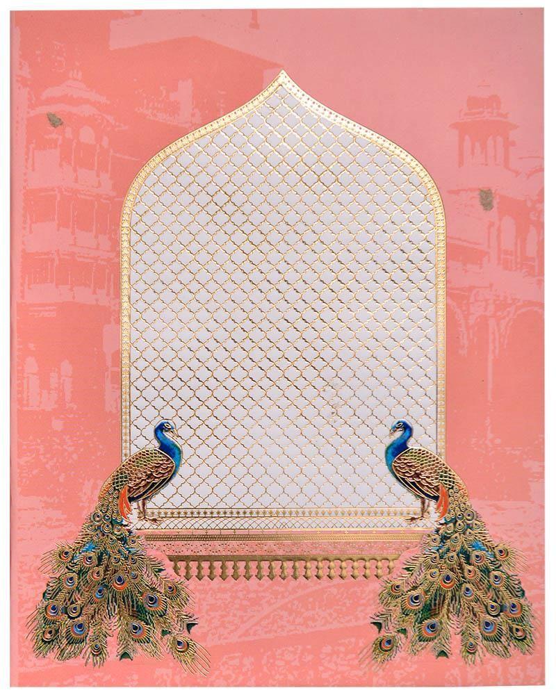 wedding invitation card design indian
