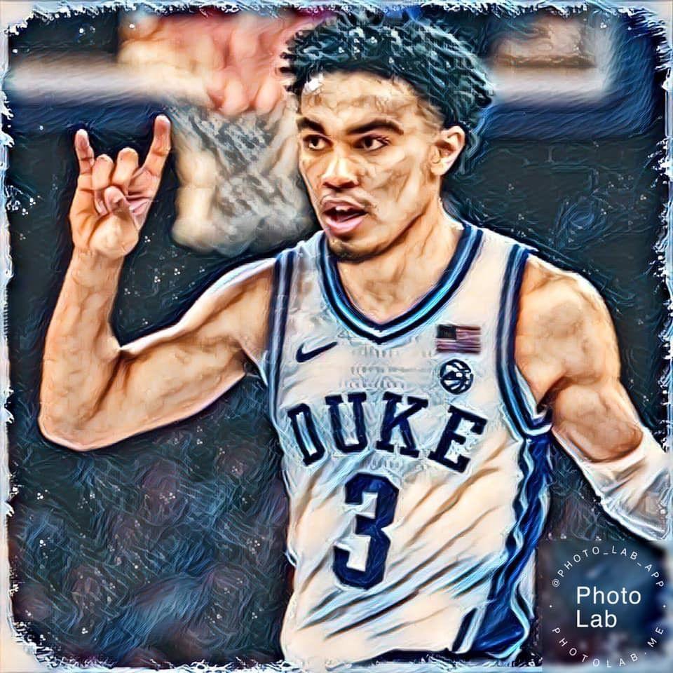 Tre Jones in 2020 (With images) Duke basketball, Tank
