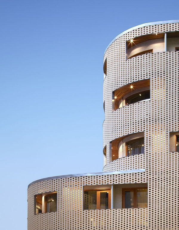 Hotel Paasitorni in Finland by K2S Architects