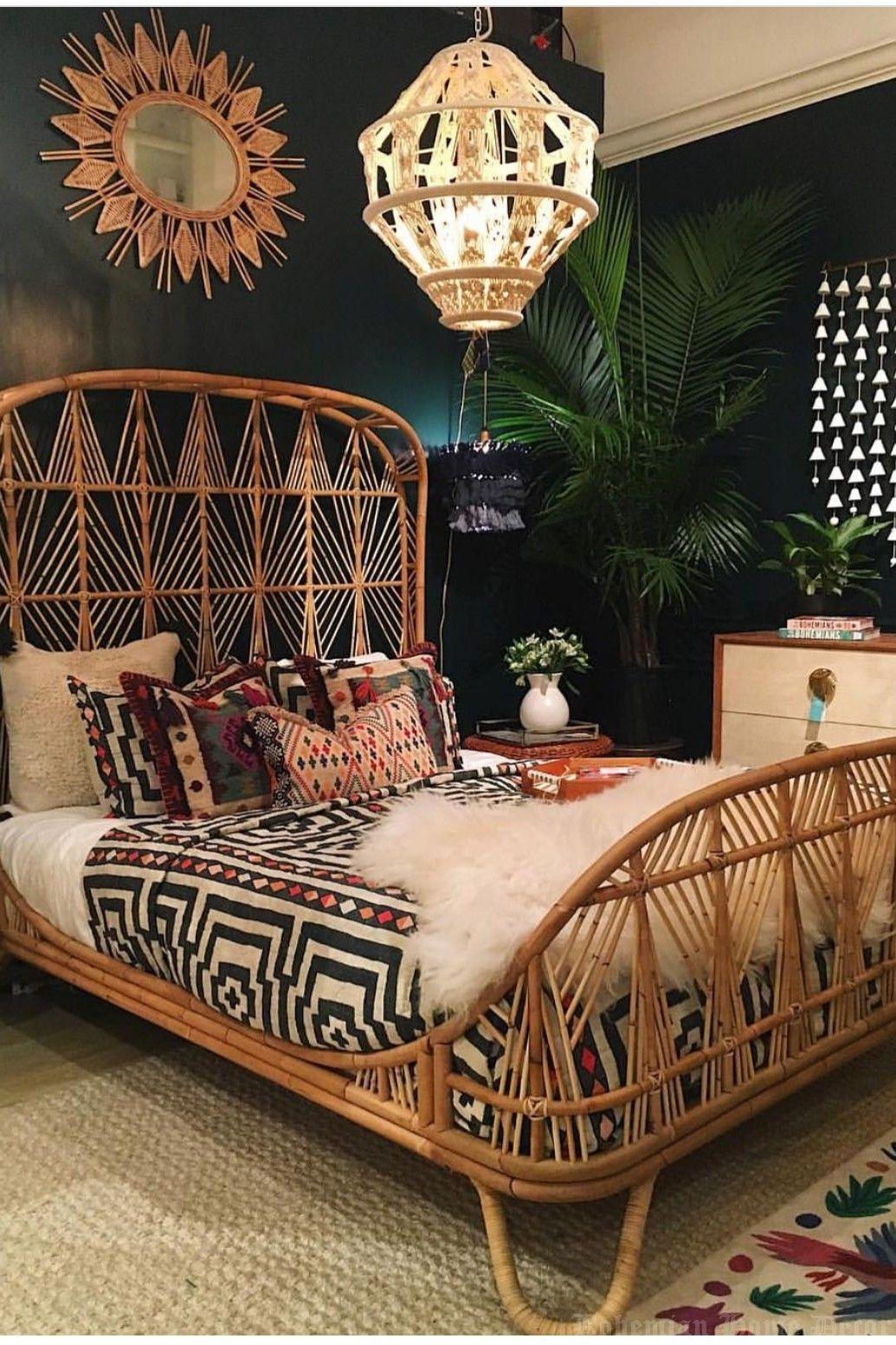 5 Ways To Simplify Bohemian Home Decor