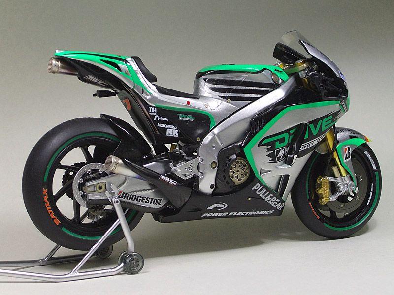 Racing Scale Models Honda Rcv 1000r H Aoyama 2014 By Cgm Model