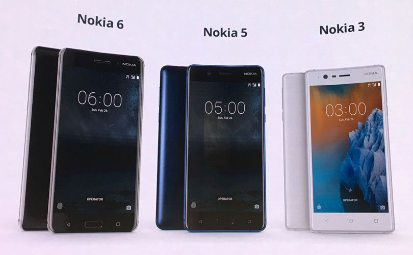 Nokia finally dug itself out of the grave entering the Android realm and unveiling three new budget smartphones- Nokia 3, Nokia 5 and Nokia 6. #Technology #Thinkdebug More visit: http://thinkdebug.com/blog/