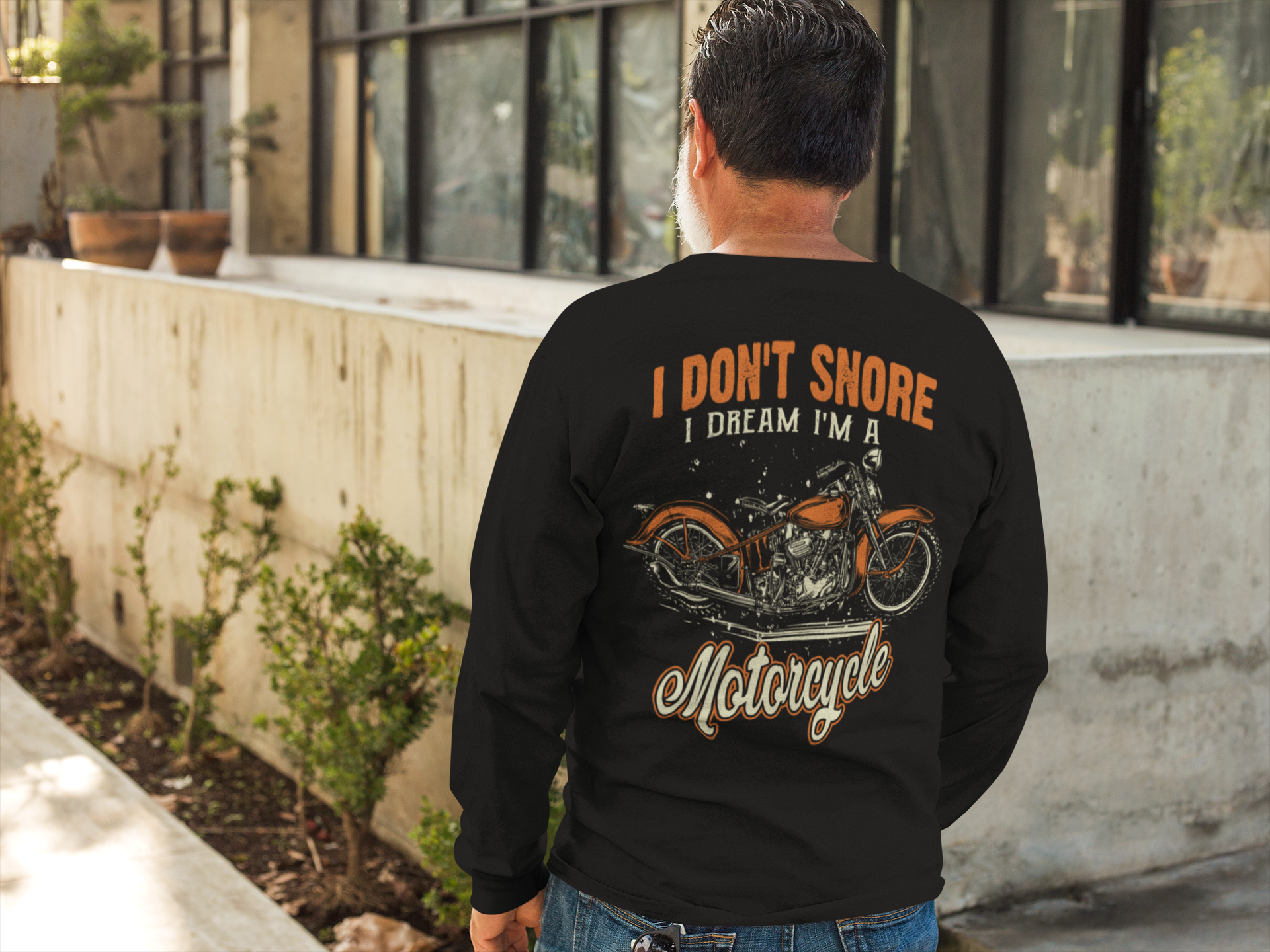 Awesome V-Max Rider Hoodie Personalised  Funny Biker Ideal Gift