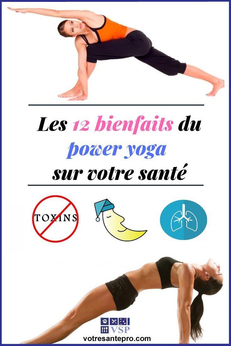 Les bienfaits du power yoga sur votre santé, #bénéfices #conseil de formation pour la formation ...