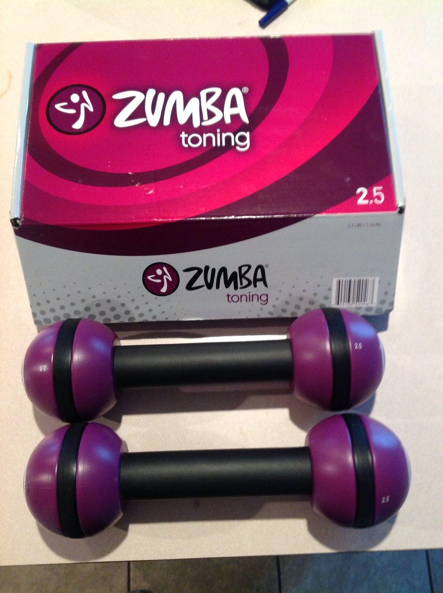 2.5 Zumba Toning Sticks!