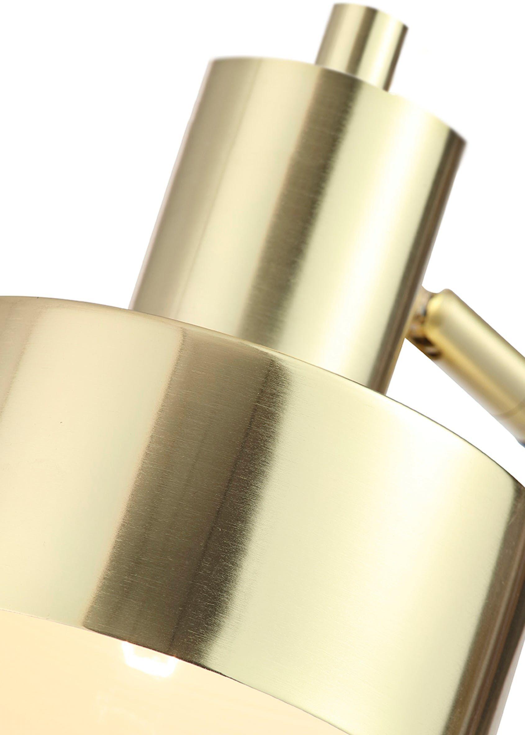 Cantilever Floor Lamp (H121.5cm x W84cm) Gold in 2020
