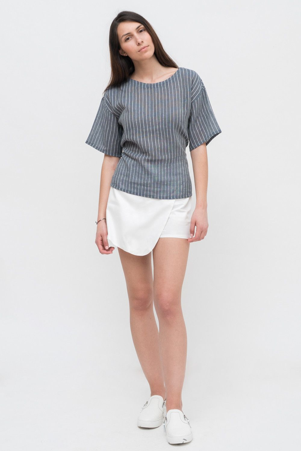 KNOTTED TOP from Ozon Boutique