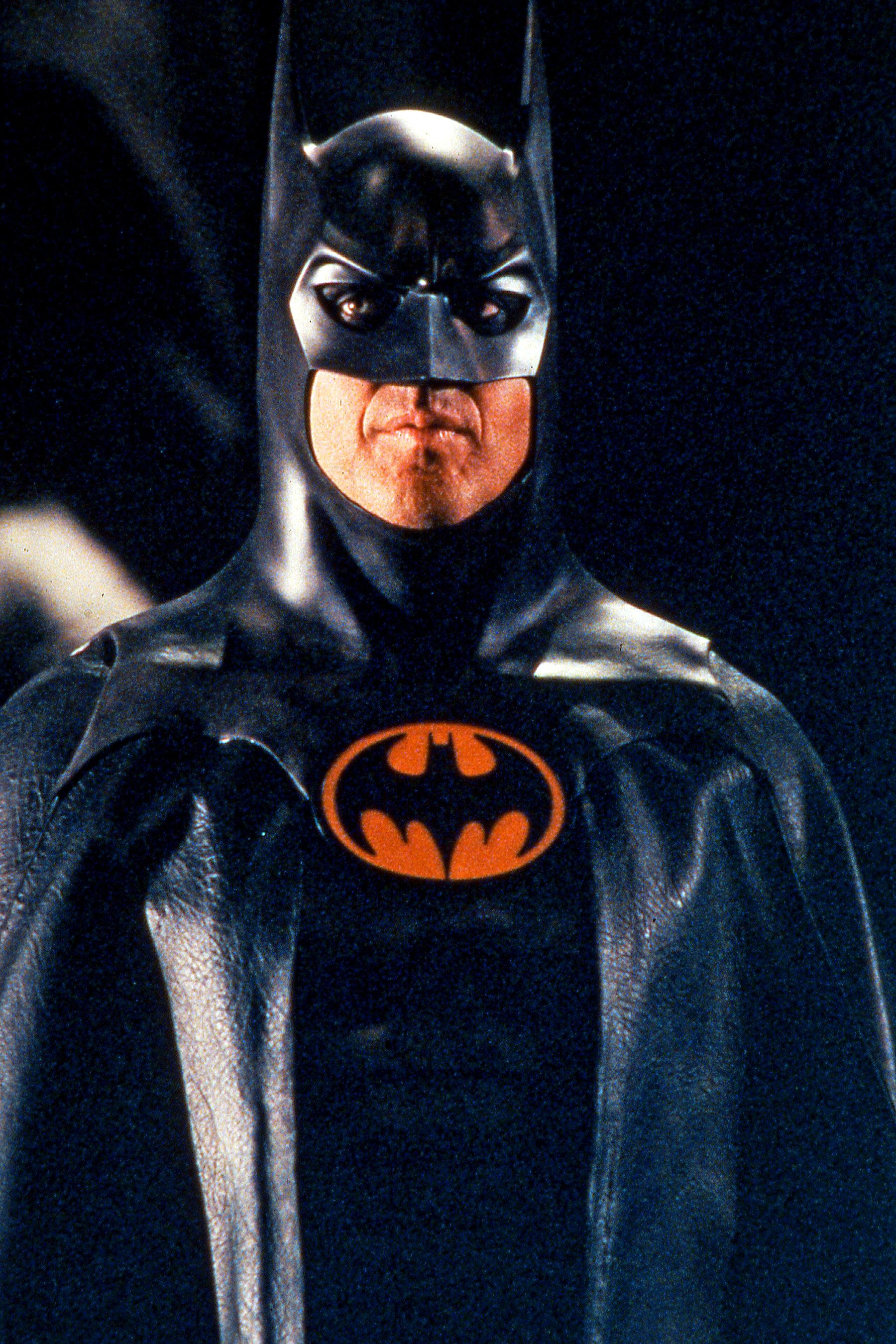 Risultati immagini per 4. Michael Keaton, Batman 1989 , Batman Returns, 1992