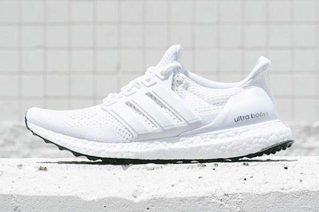 30465d6e6b42 ADIDAS ULTRA BOOST (WHITE BLACK BOTTOM) - Sneaker Freaker