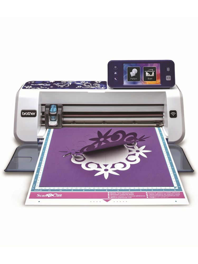 Máquina Scan N Cut Brother CM-650W – MundoPatchwork