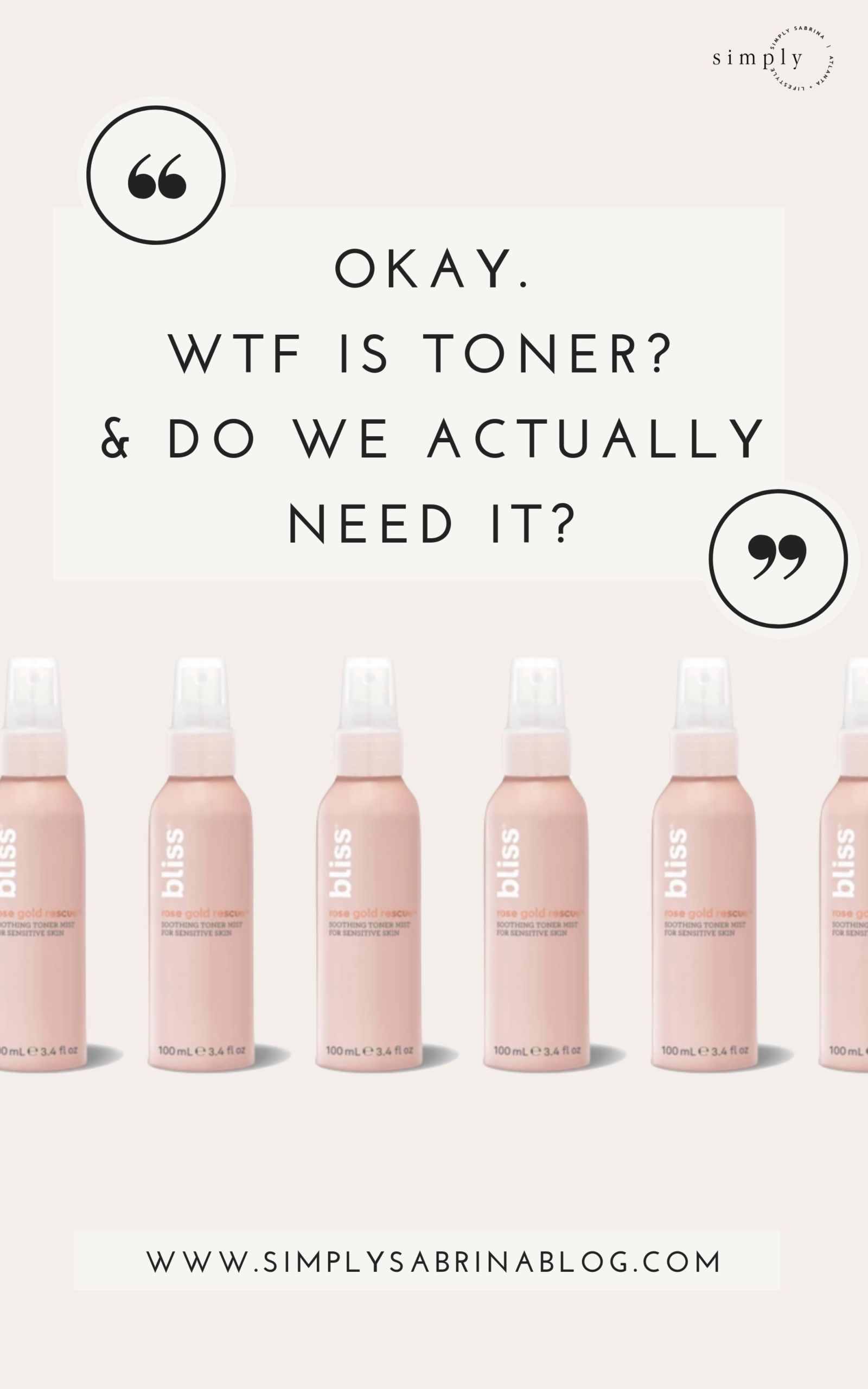 What Is Face Toner And Do You Really Need To Use It In 2020 Toner For Face How To Use Toner What Is Face Toner