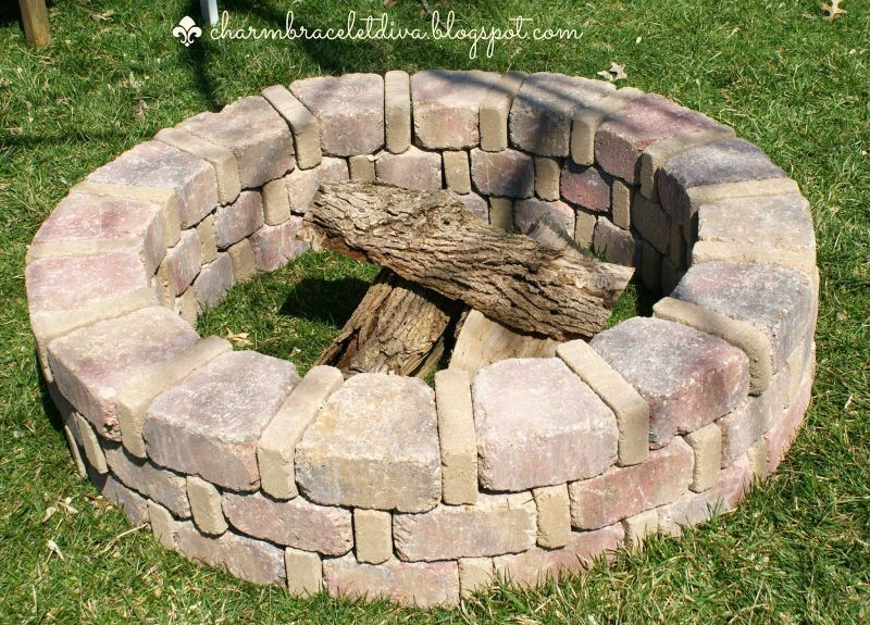 Incredible How To Build Your Own Fire Pit For Less Than ...
