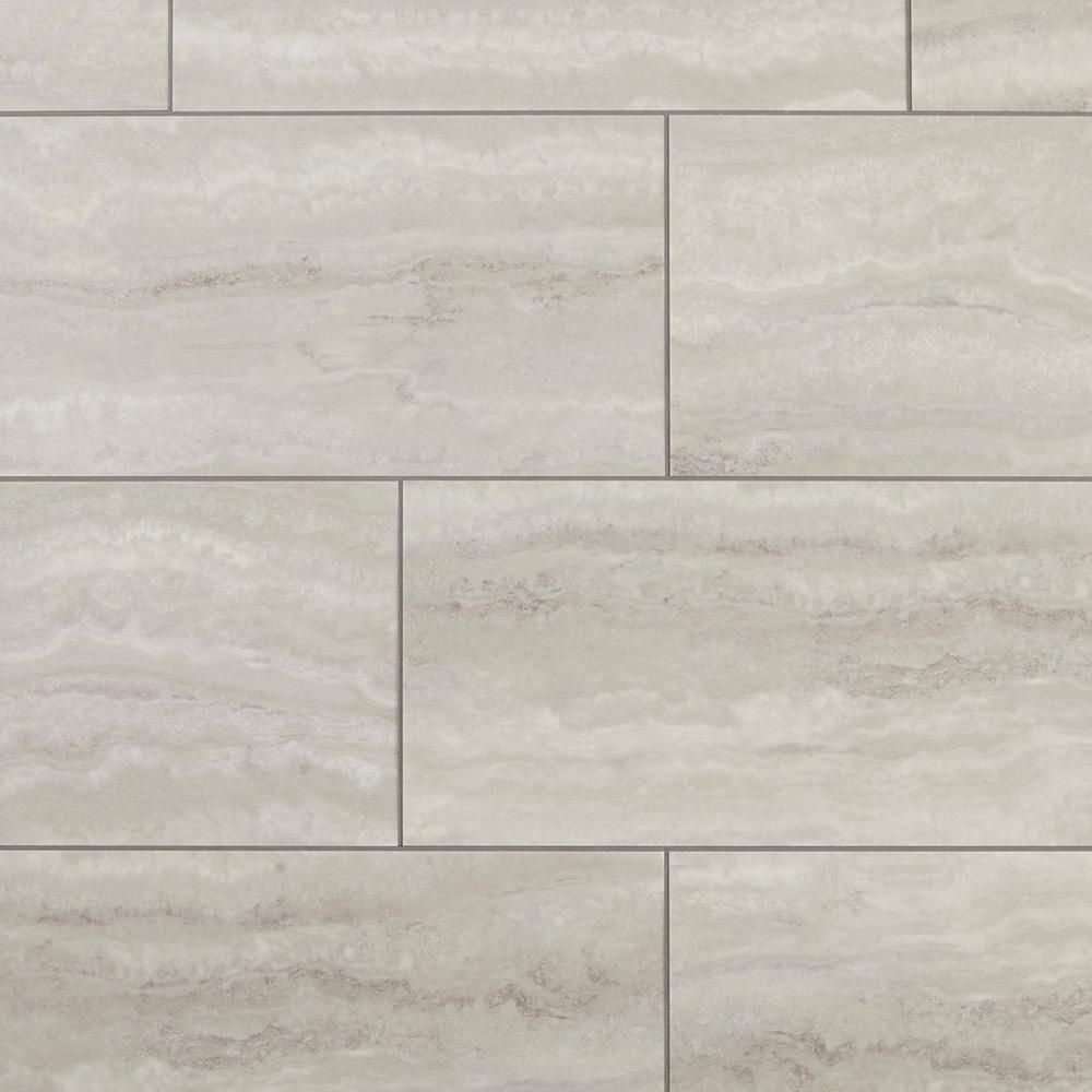 NuCore Ivory Tile Plank with Cork Back - 6.5mm - 100376870 | Floor ...