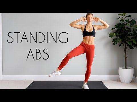 Photo of 10 min STANDING ABS Workout (Intense & No Equipment)