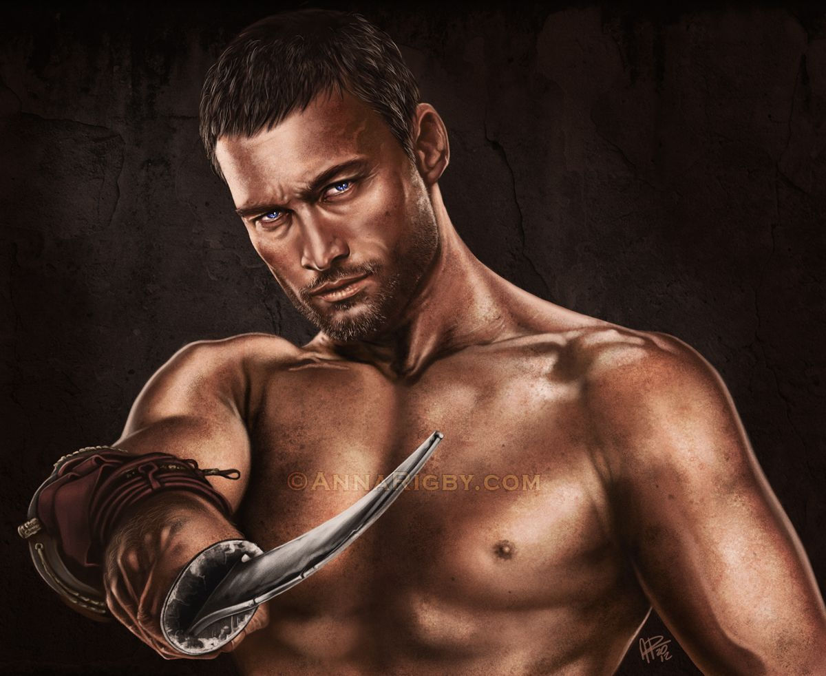 Pin By Writing Inspiration On Characters Men Fantasy Male Spartacus Art
