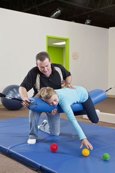 Sensory Integration Room Design: Pediatric Physical Therapy, Therapy Activities