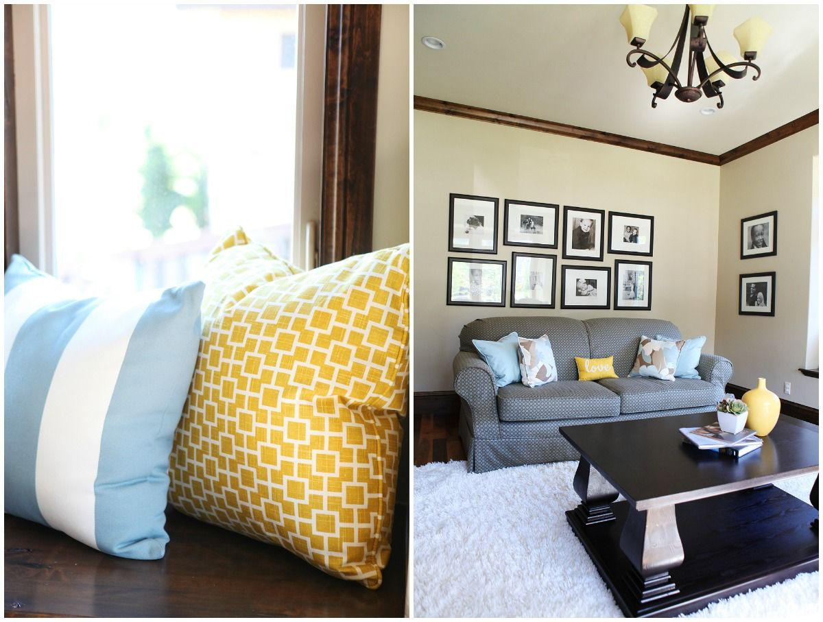 Yellow Blue Rustic Color Scheme Brooke Jones Designs Part 86