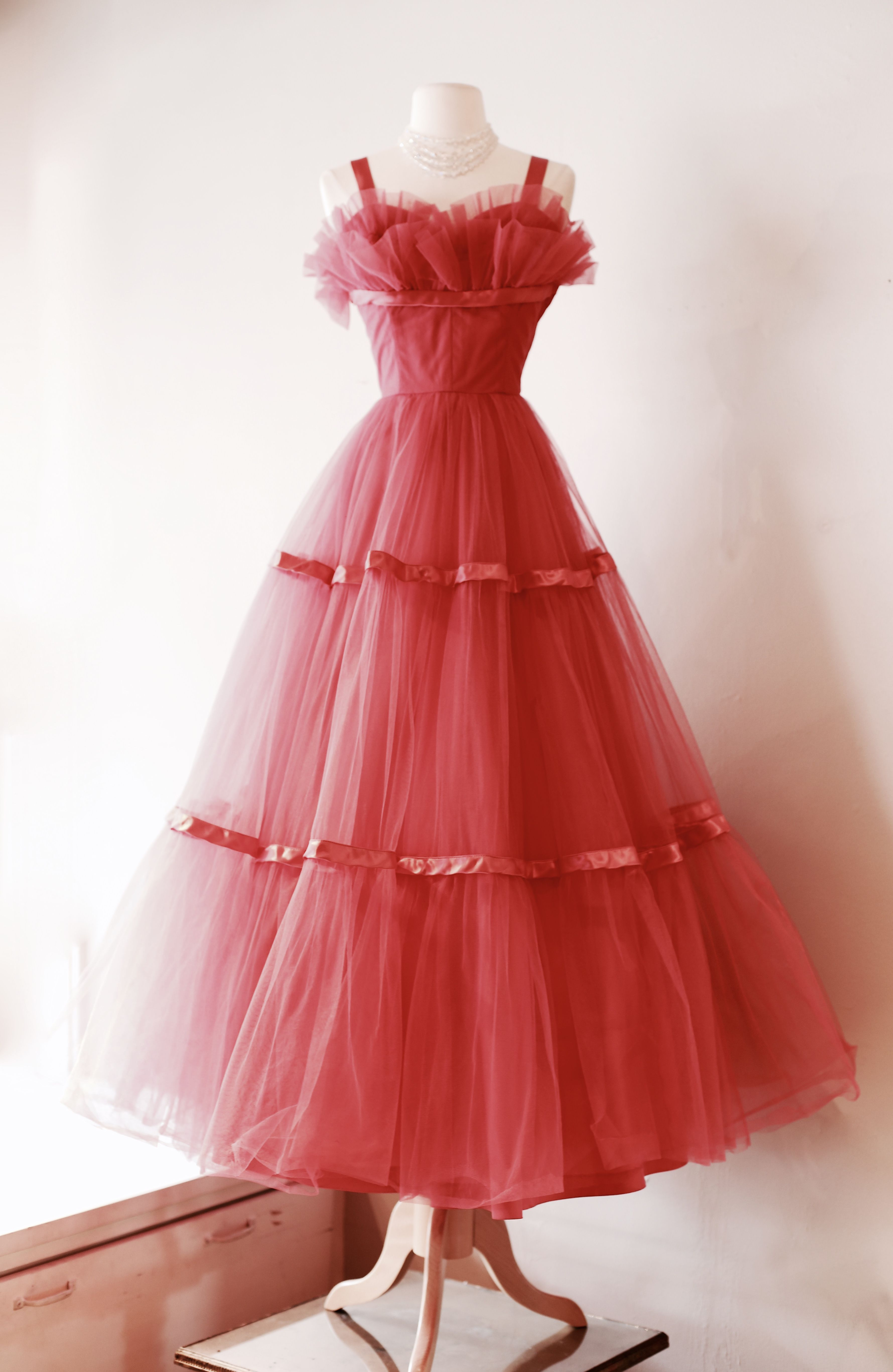 1950s Emma Domb party dress, sold at Xtabay. | Cute | Pinterest ...