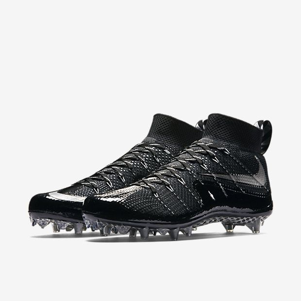 nike football boots with sock cheap black football shoes