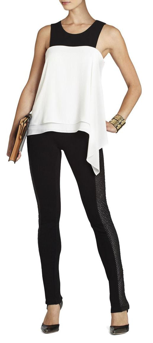 Luv This Bcbg Outfit My Style Fashion Womens Fashion