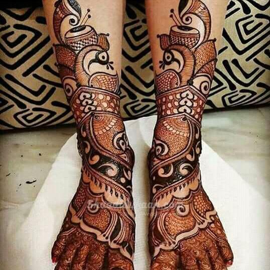 Legs Mehndi Design Dulhan Mehndi Designs Latest Bridal Mehndi Designs Legs Mehndi Design