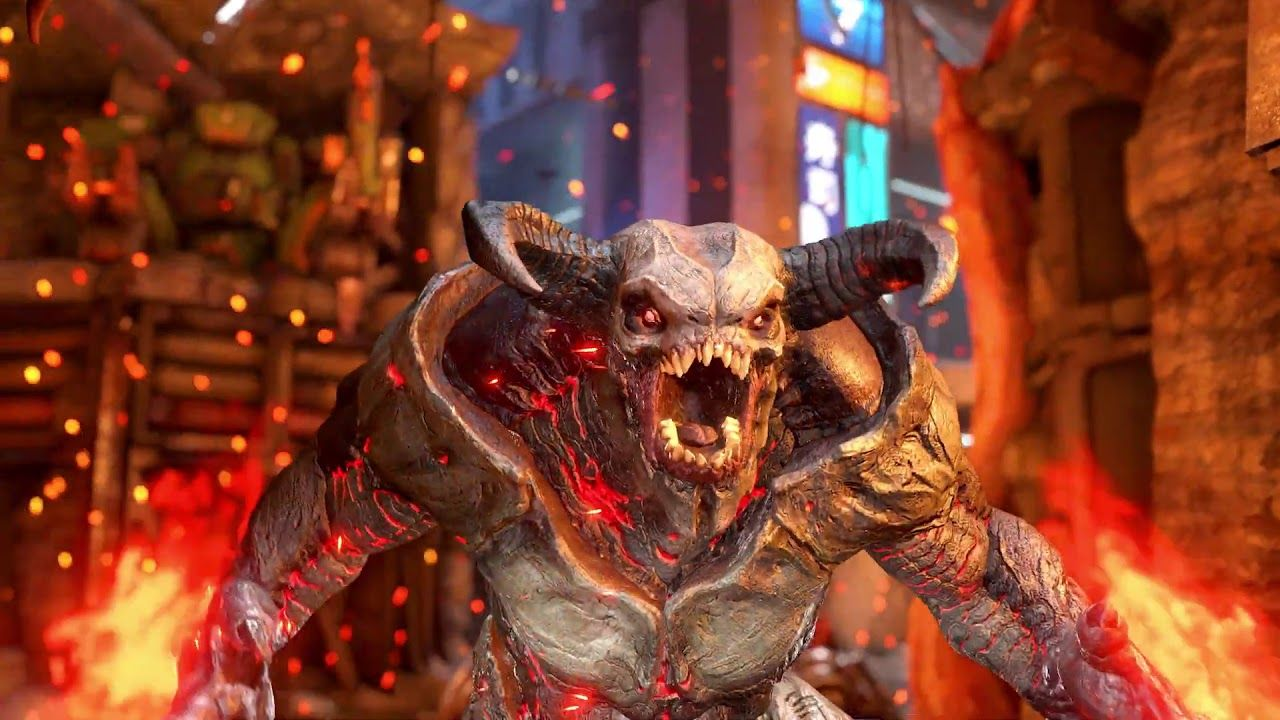 DOOM Eternal BATTLEMODE Multiplayer Teaser Trailer